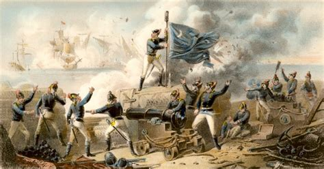 Fort Moultrie Flag Raising - Journal of the American
