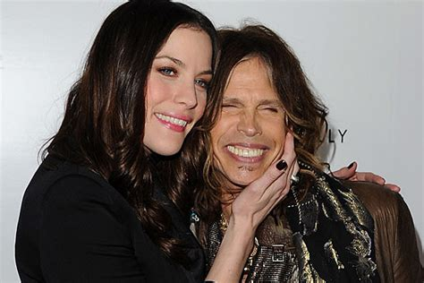Liv and Steven Tyler In Talks to Record Father-Daughter Duet