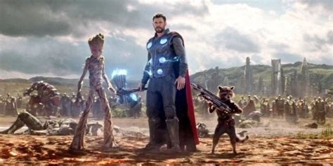 'Avengers: Infinity War' Directors Reveal Why Thor Didn't