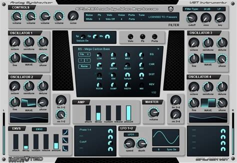SPLASH Free VST Synth Plugin by Infected Sounds • ProducerSpot