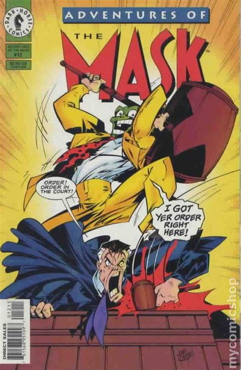 Adventures of the Mask (1996) comic books