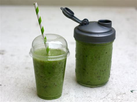 Green smoothies ou smoothies verts : les recettes