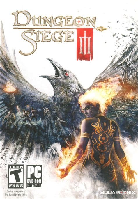 Dungeon Siege III for PlayStation 3 (2011) - MobyGames