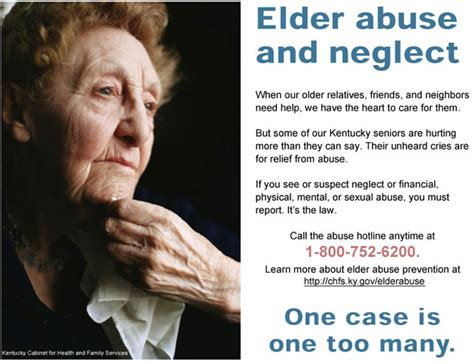 Quotes About Elder Abuse