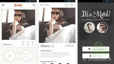 Tinder : avis et test de l'application de rencontre n°1