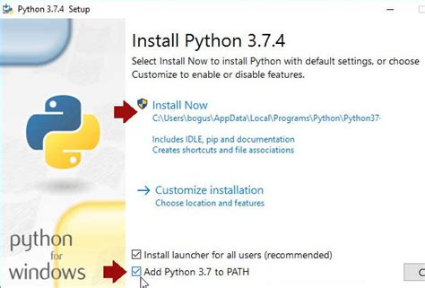 How to install Python on Windows | Opensource