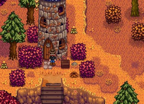 Stardew Valley - how to become friends with the Krobus and
