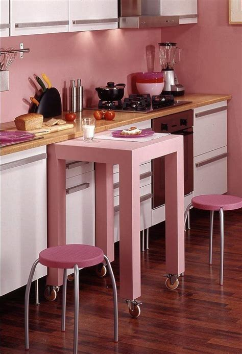 Cuisine rose pastel : 20 inspirations canons pour l'adopter