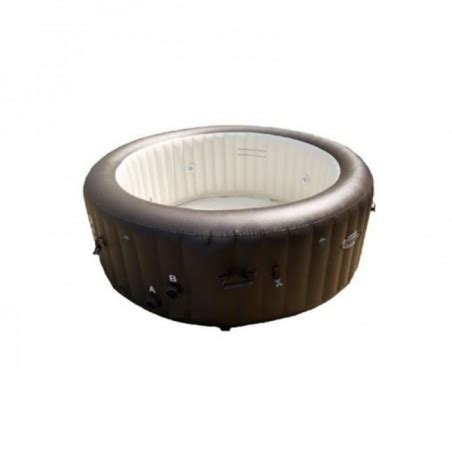 Structure gonflable ronde pour spa