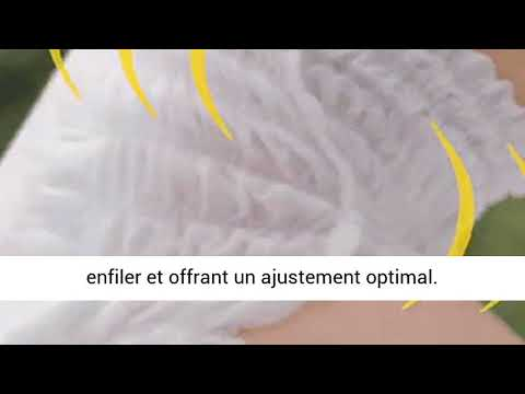 Couches New Baby Sensitive Taille 2 PAMPERS : Avis et