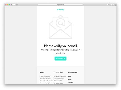 39 Free Responsive HTML Email Templates 2020 - Colorlib